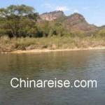Fluss der Neun Windungen (Jiuqu Xi)
