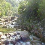 Bach im Yulin-Tal