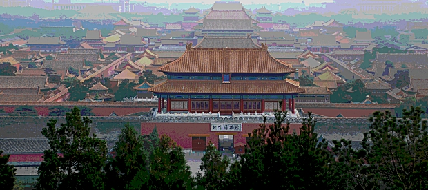 Die Verbotene Stadt: der Kaiserpalast in Peking