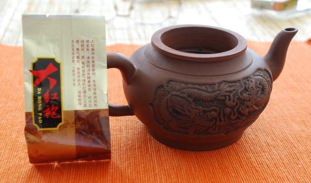 Da Hong Pao Tee