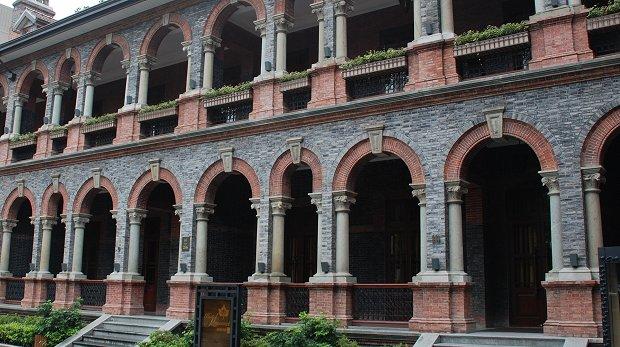 Sinan Mansion in der Französischen Konzession