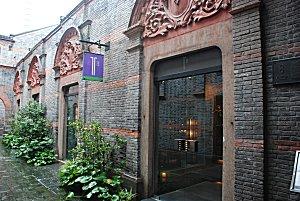 Shikumen Steinhaus in Shanghai
