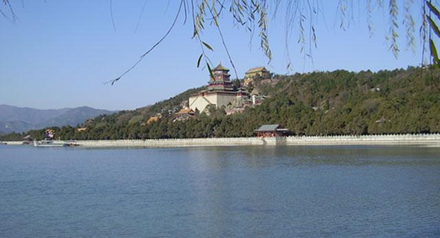 Sommerpalast in Peking