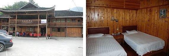 Hotel & Zimmer im Nationalpark Reisterrassen von Ziquejie