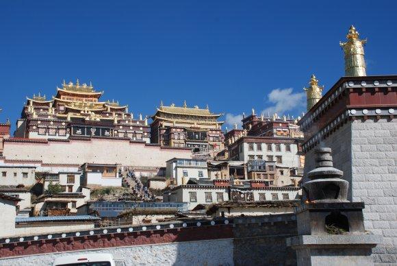 Songzanlin Kloster in Shangri-La