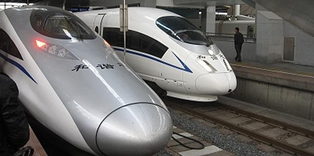China per Zug entdecken