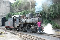 Chinas Dampfzug und Schmalspurbahn