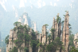 Nationalpark Zhangjiajie