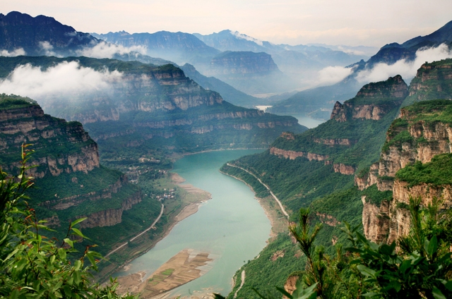 Taihang Grand Canyon