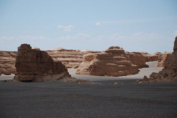 Yumen Yadan Geopark