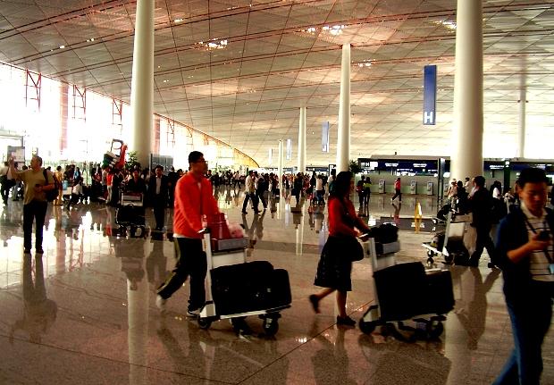Peking Flughafen: Beijing Capital International Airport