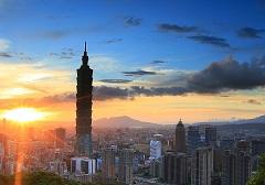Taipei auf Taiwan