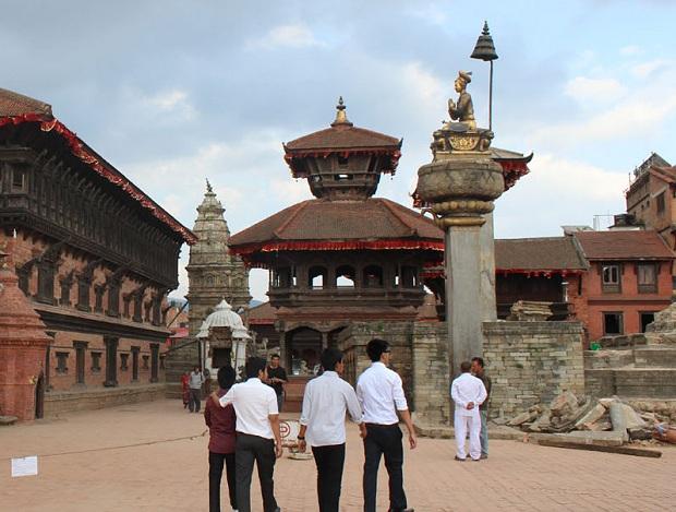 Nepal Reisen nach dem Erdbeben