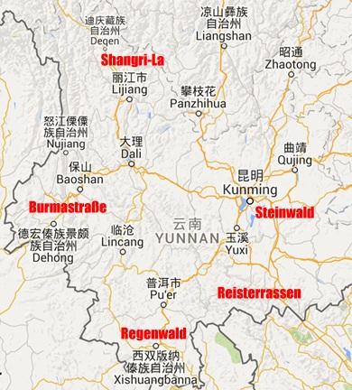 Yunnan Panorama
