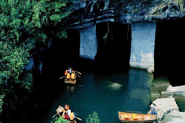 Huashanmiku Grotte Nr. 24