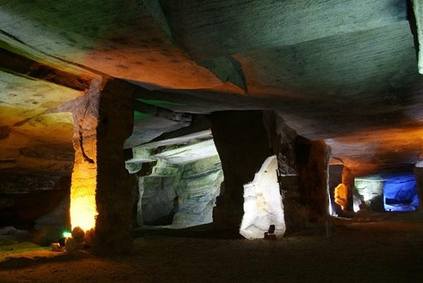 Huashanmiku Grotte Nr. 2