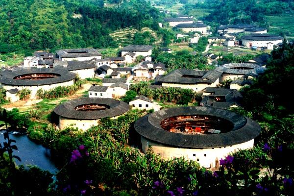 Hekeng Tulou in Nanjing