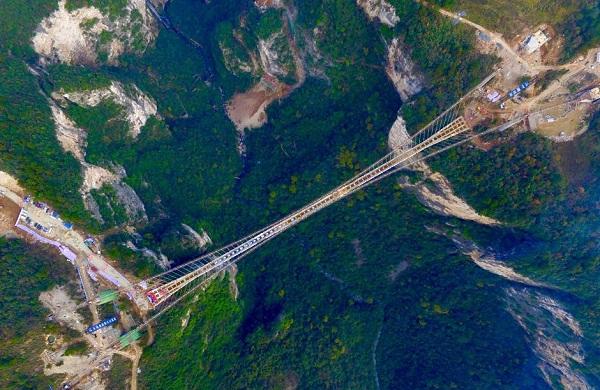 Zhangjiajie Skywalk