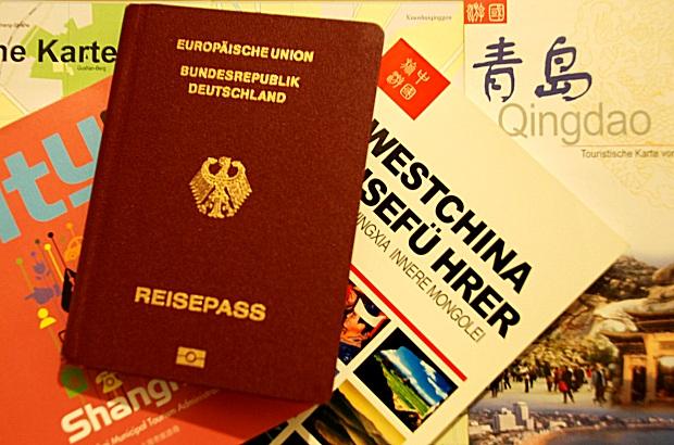 China-Visum ab März 2016 um 30 Euro teurer