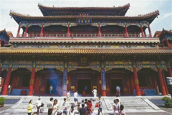 Lamatempel in Peking