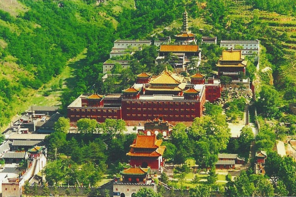 Putuozongcheng-Tempel in Chengde
