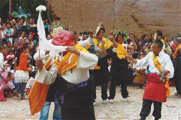Rebgong-Festival