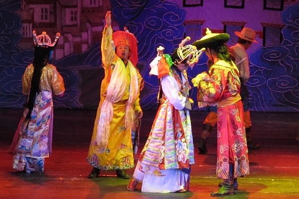 Tibetische Kultur