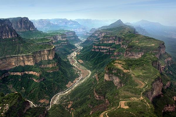 Taihang Grand Canyon