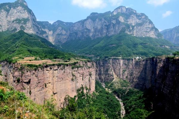 Xiyagou-Schlucht