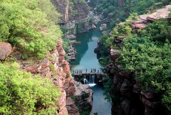 Yuntaishan-Geopark