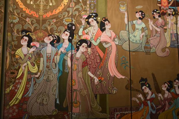 Unterwegs in Xian: Historisches Museum