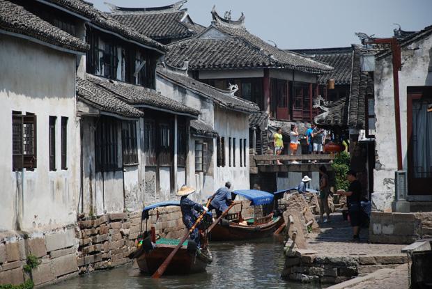 Wasserdorf Zhouzhuang