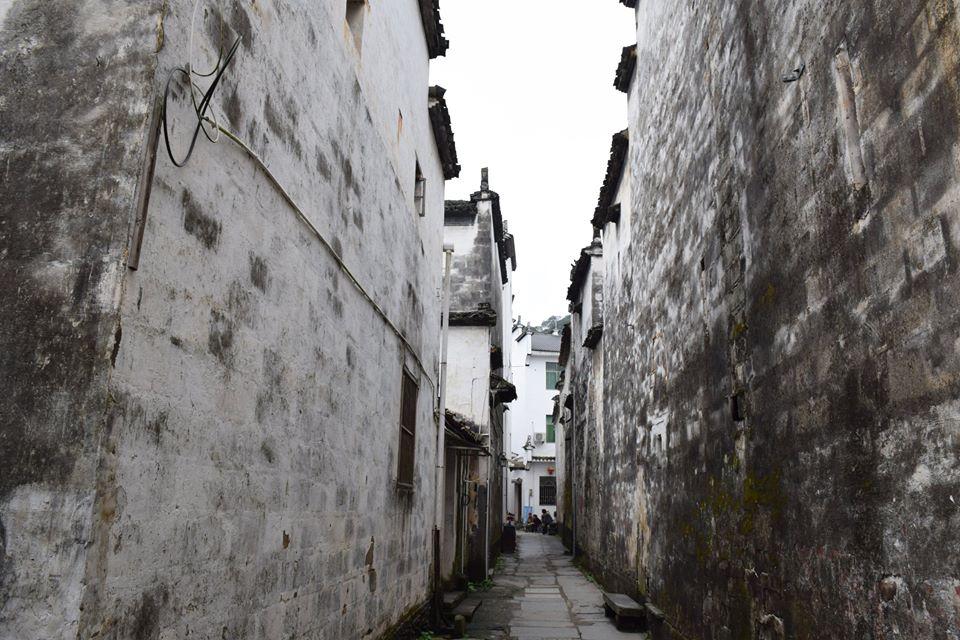 Dorf Sixi in Wuyaun