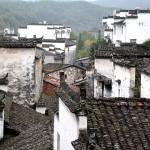 Dorf Changtan in Wuyuan