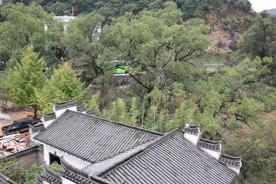 The Moon House in Wuyuan