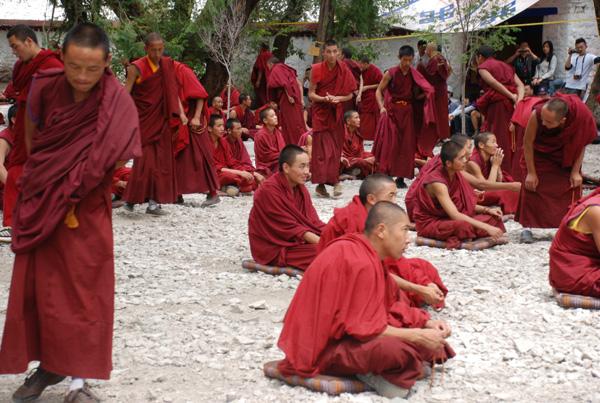Sera-Kloster in Lhasa
