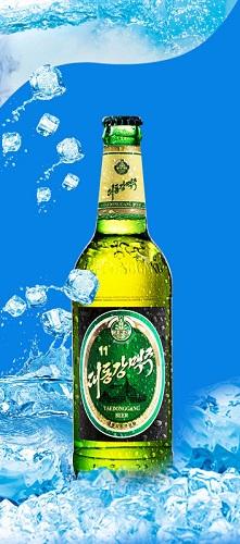 Das Taedonggang Bier