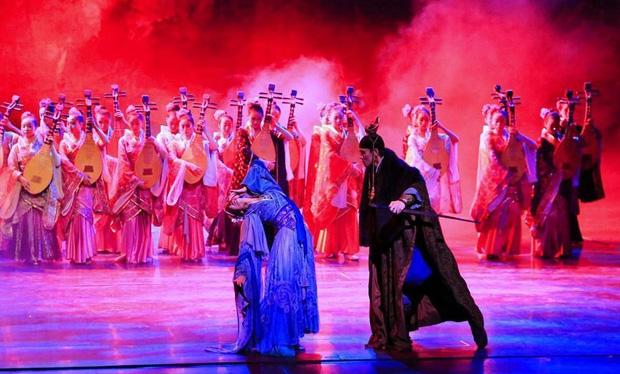 Tang Show - Die Legenden der chinesischen Kaiser aus 13 Dynastien