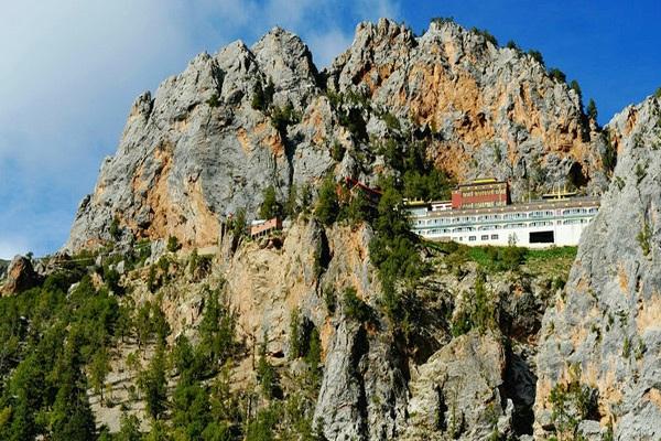 Gar-Kloster in Nangqen