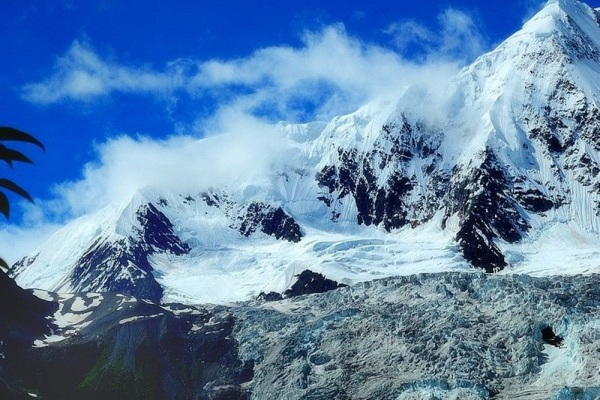 Midui-Gletscher