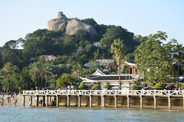 Insel Gulangyu