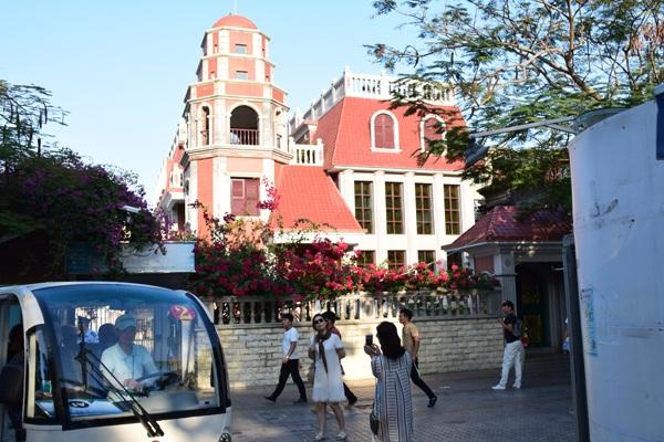 Kolonialbauten auf Gulangyu