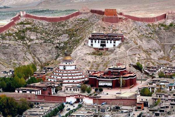 Kloster Pelkhor-Chöde