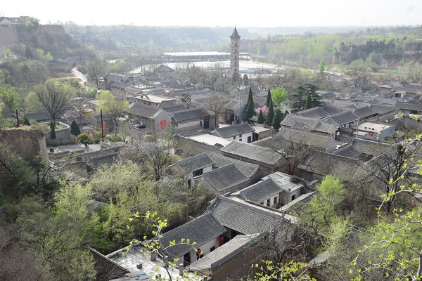 Das Dorf Dangjiacun