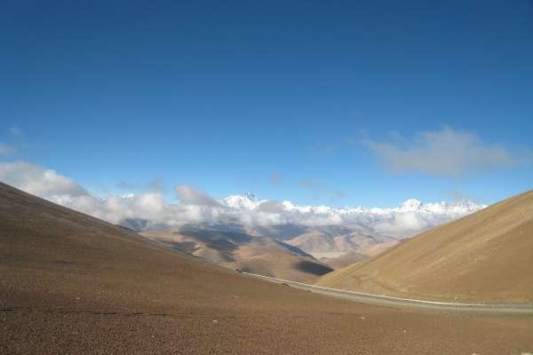 Gawu La Pass