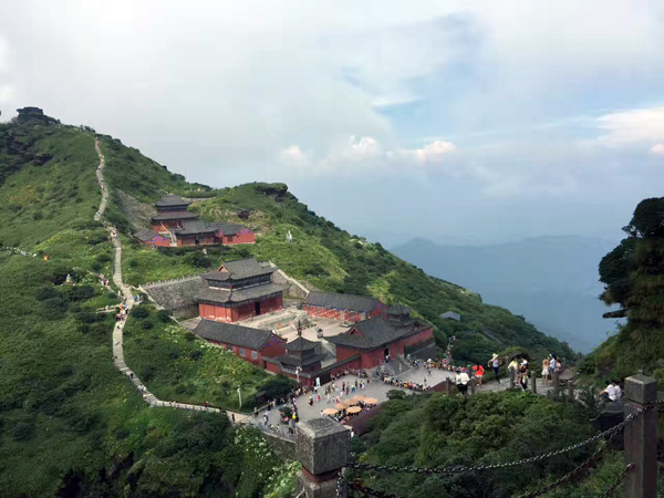Der Chengen-Tempel