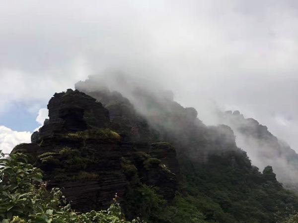 Fanjingshan im Wuling-Gebirge